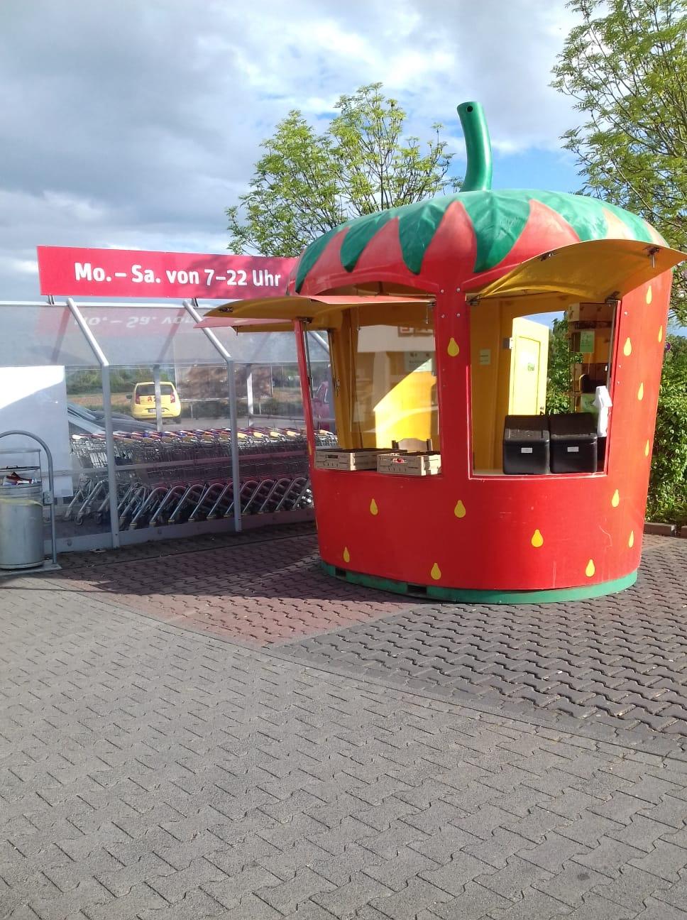 Erdbeere in Delkenheim öffnet am 30.04.21