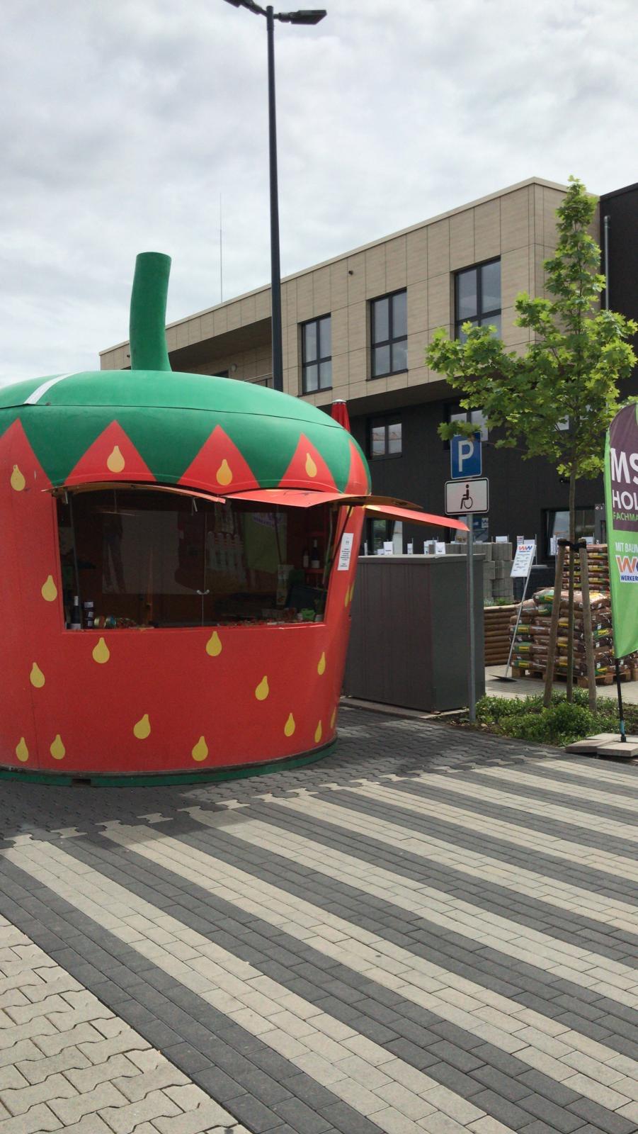 Erdbeere in Nordenstadt öffnet am 05.05.21